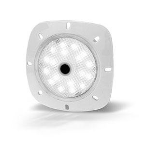Notmad LED Magnetscheinwerfer Gehäuse weiß Leuchtmittel weiß