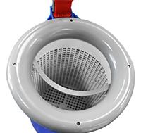 Universal Einhängeskimmer für Filteranlagen - Schmutzfänger
